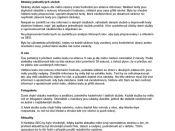 Analýza přístupnosti a použitelnosti