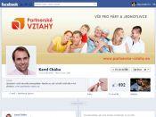 Grafika pro firemní Facebook stránka - Karel Chába