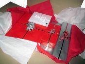 Zabalení svatebního daru