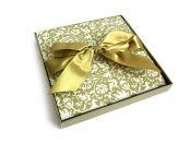 Rozkládací dárková krabička papírová