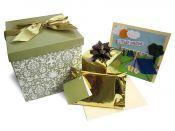 Svatební přání, dárková krabička a svatební dar