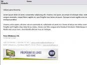 E-mailový podpis KARAT Software