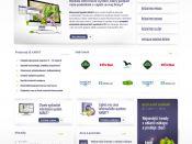 Grafika webu KARAT Software