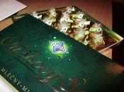 Svatební dar - peníze v bonboniéře