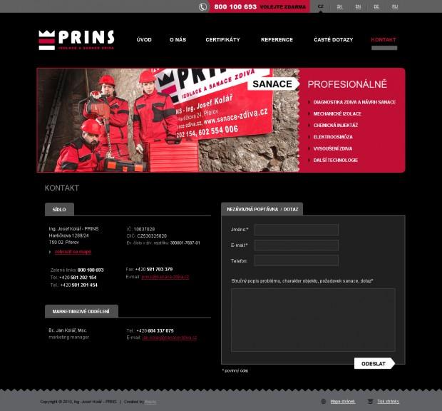 Web Prins
