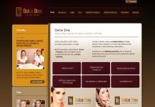Webové stránky Dolce Diva