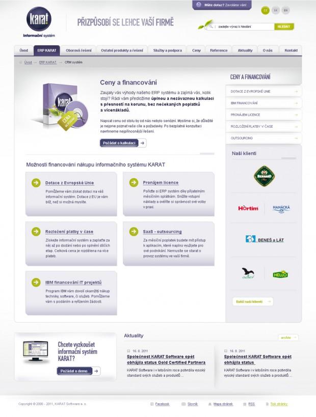 Web KARAT Software
