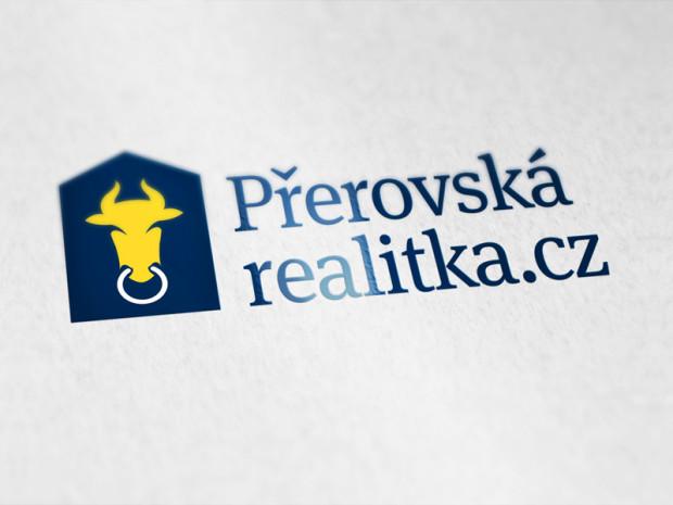 Logo Přerovská realitka