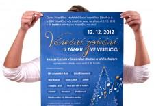 Vánoční zpívání - návrh tiskovin