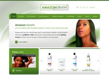 Web Amazon Keratin