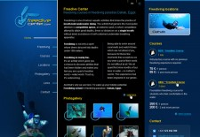 Web Freedive Center