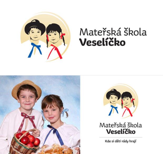 Logo Mateřská škola Veselíčko