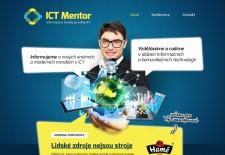 Tvorba webu ICT Mentor
