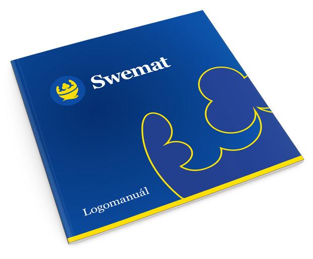 Logomanuál Swemat - obálka