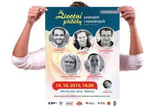 Plakát A2 pro benefiční akci