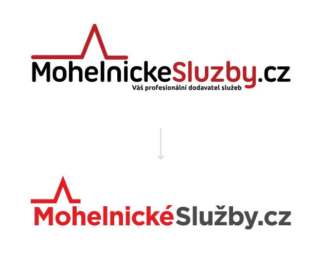 Facelift loga Mohelnické služby.cz