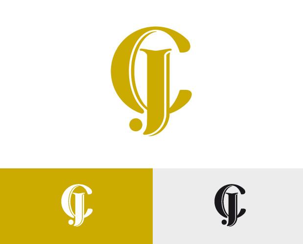 Monogram JC - logo Jan Cedidla